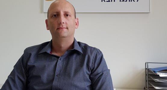 אורן גינת, מנהל מחלקת אשראי לעסקים ב-max