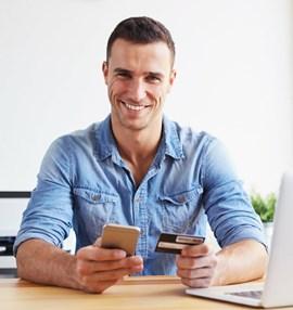 להתגונן מפני גניבת נתוני אשראי